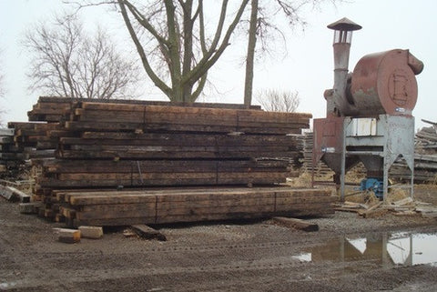 Reclaimed Douglas Fir Beams