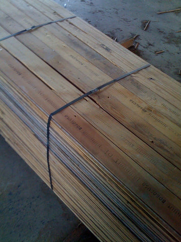 Reclaimed Pine Flooring 3.25""
