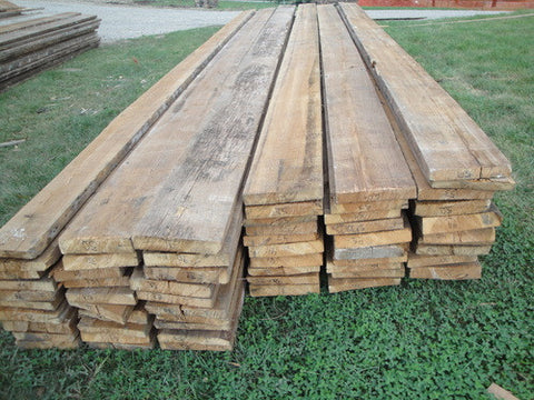Reclaimed Heart Pine Beams