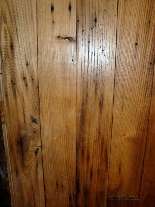 3 Inch Wide Wormy Chestnut Flooring Planetreuse