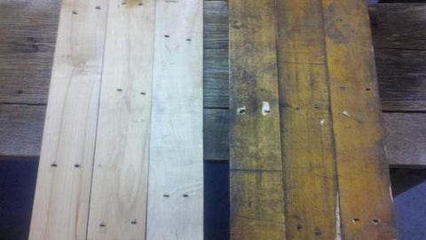 True Reclaimed Maple Flooring
