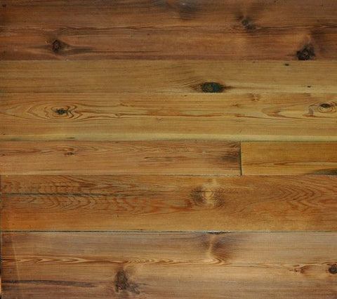 Reclaimed Savannah River-Recovered Antique Heart Pine