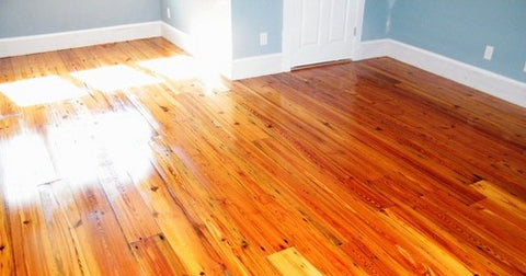 Antique Reclaimed Heartpine Flooring