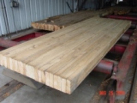 White Pine Dimension Lumber