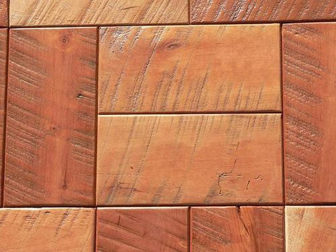 Barnwood Bricks TM antique cherry