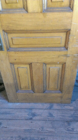 Antique Interior Door