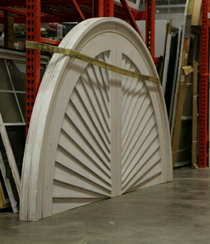 Half Moon Decorative Gable Vent