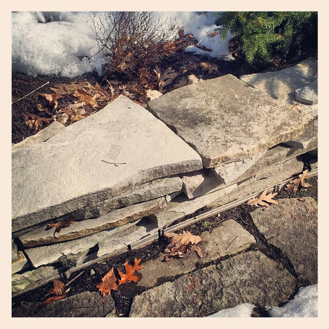 Flagstone, Landscaping Stone