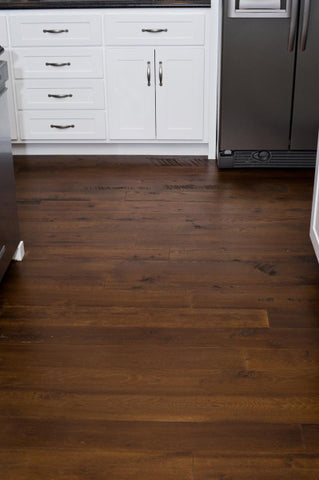 Antique Oak Blend Flooring