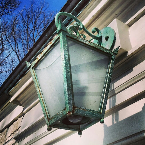Fixer-upper, Exterior Lighting