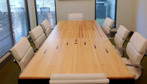 Bowling Lane Conference Table - Buro