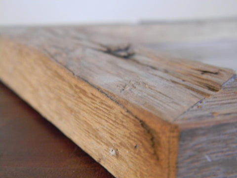 Reclaimed Oak Picture Frame
