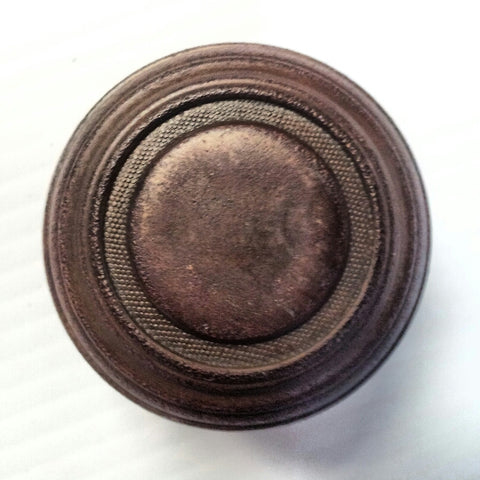 Antique Door Knob Set, Decorative Metal