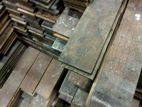 Antique reclaimed oak flooring planetreuse for Price of reclaimed wood
