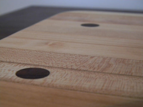 Bowling Lane Cutting Board