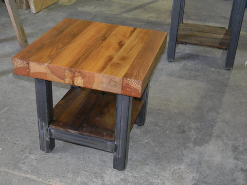Beech Chamberlin End Table