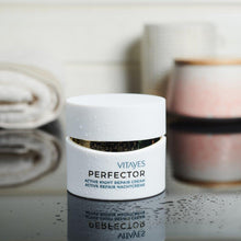 PERFECTOR Anti-Age Night Cream, with hydrasalinol and active repair complex