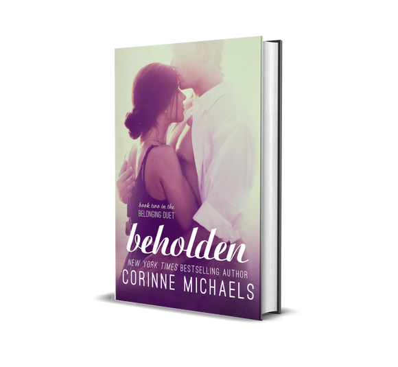 Beholden Special Edition - HARDCOVER
