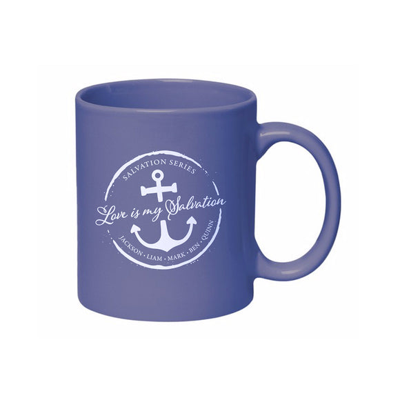 Salvation Series Mug
