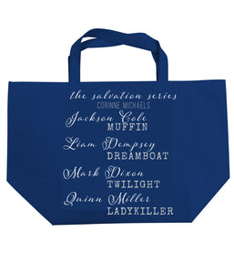 Salvation Series Tote Bag
