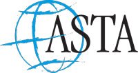 Proud member of ASTA