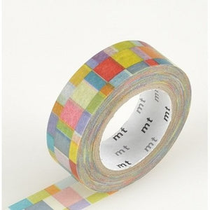 Mosaic Bright Washi Tape