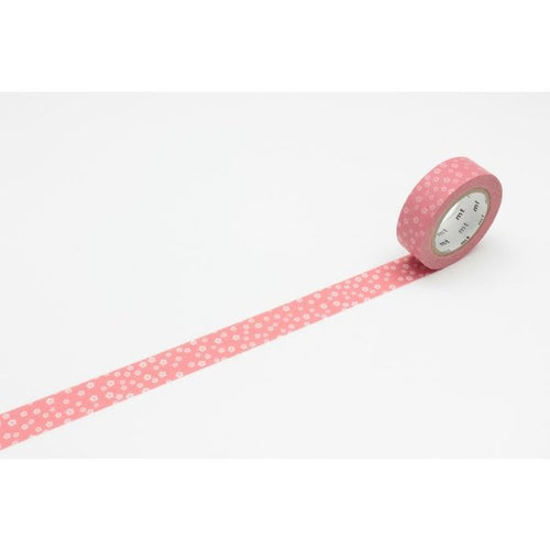 Plum Blossom Washi Tape - Spring Pink