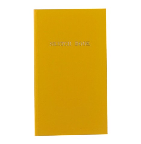 Kokuyo Sketchbook - Yellow