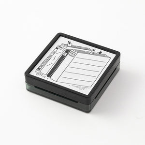 MD Paintable Stamp - Book