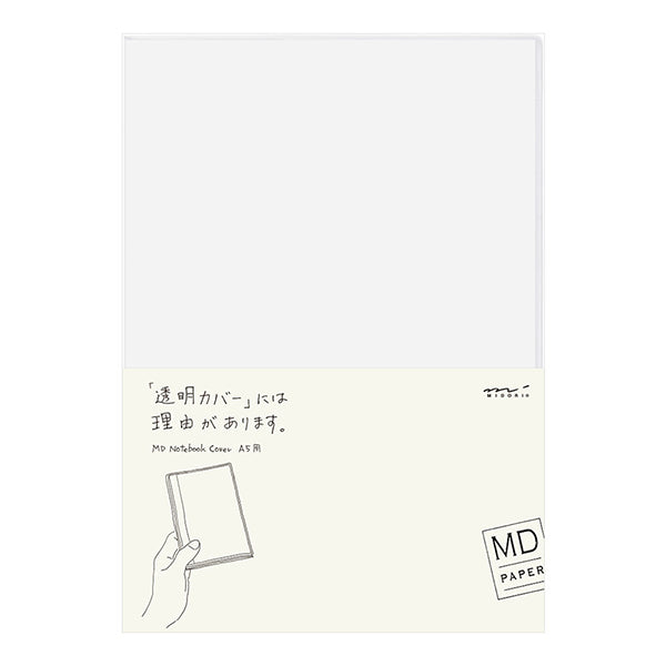MD Notebook Cover A5