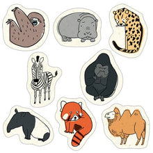 Load image into Gallery viewer, Animal Pack Sticker Pack 1