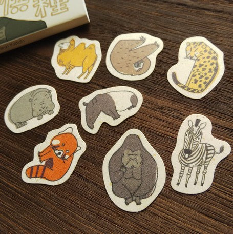 Animal Pack Sticker Pack 1