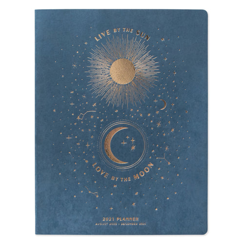 Live By the Sun Planner (2020-2021) - Monthly