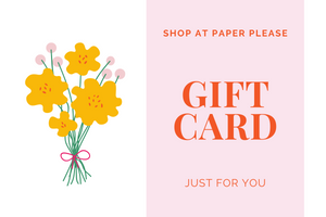 PAPER PLEASE GIFT CARD