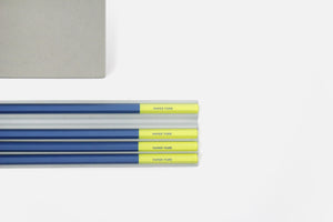 Pencil - Blue/Yellow
