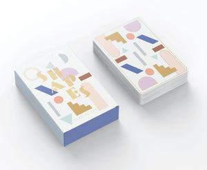 Shapes - Card Deck
