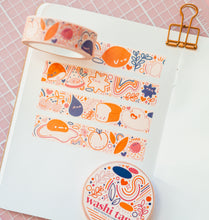 Load image into Gallery viewer, Happy Food Washi Tape
