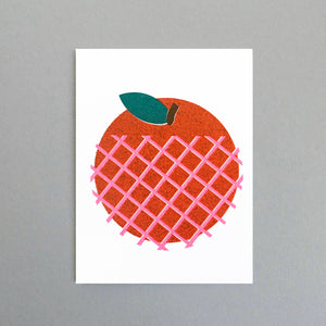 Fuji Apple Mini Card