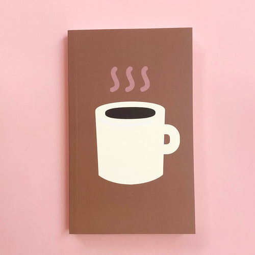 Idea Notebook - Coffee Cup