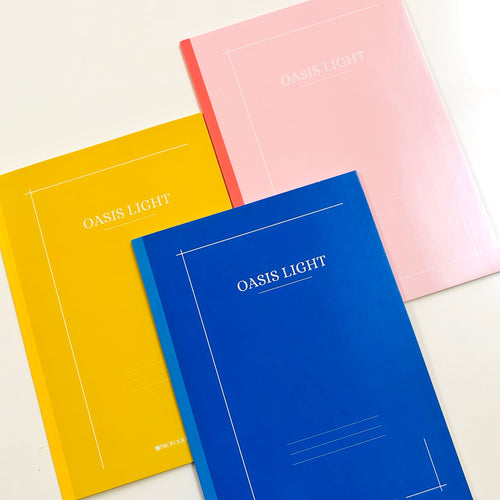 Oasis Light Notebook B5