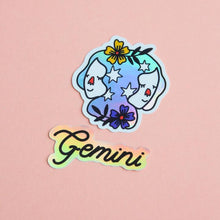 Load image into Gallery viewer, Horoscope Sticker Set - Gemini