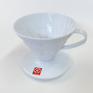 V60 Coffee Dripper-White