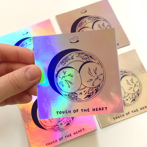 Dim Sum - Touch of the Heart Sticker