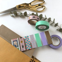 Load image into Gallery viewer, Washi Tape Bookmark