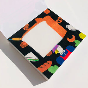Block Memo Pad - Cook