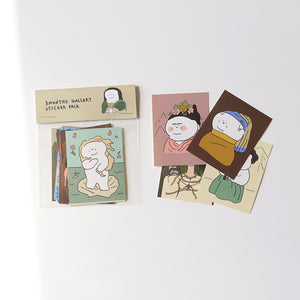 Cat Gallery Sticker Pack