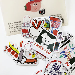 Mixed Sticker Pack