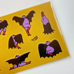 Vamp Sticker Sheet
