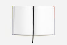 Load image into Gallery viewer, A5 Canvas Notebook - Avenue