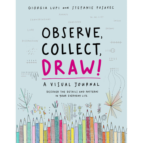 Observe, Collect, Draw!